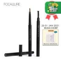 FOCALLURE Waterproof Long-Lasting Eyebrow Pencil FA18 - 3 Colours - FA18-02