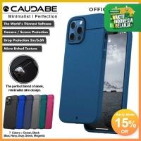 Original Caudabe Sheath Case iPhone 12 Pro Max 12 Pro 12 Mini - Casing - 12 Mini, Blue