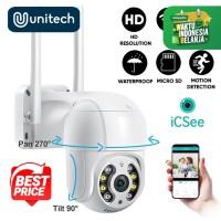 CCTV Mini Sambung Hp Outdoor Anti Air Waterproof Full HD 4x Zoom 2MP