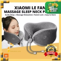Xiaomi Mijia LF Neck Massage Pillow Bantal Leher Travel Pesawat