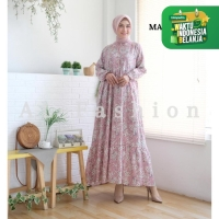 DRESS WANITA MUSLIM MAITARA
