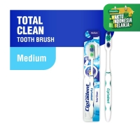 Ciptadent Sikat Gigi Total Clean Medium