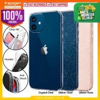 Case iPhone 12 Pro Max / Pro / Mini Spigen Liquid Crystal Clear Casing