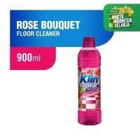 Soklin Pembersih Lantai Rose Bouquet 900 ml