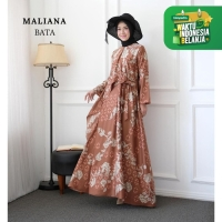 DRESS WANITA MUSLIM MALIANA