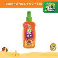 Beach Hut Kids Max SPF100 Clear Spray 150ml