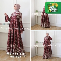 Dress Muslim Terbaru Navirah
