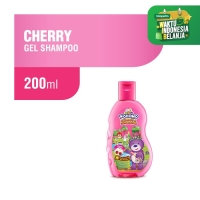 Kodomo Shampoo Gel Cherry 200 ml