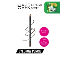 MAKE OVER Eye Brow Pencil - Black Lines