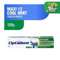 Ciptadent Pasta Gigi Cool Mint 120 gr