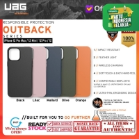 Case iPhone 12 Pro Max / Pro / 12 Mini Urban Armor Gear UAG OUTBACK