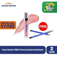 Face Deals ( Free Eyebrow Brown )