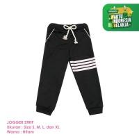 Celana Jogger Anak Model Strip 1-8 Tahun Shirton