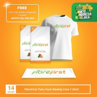 FibreFirst Twin Weekly free T-Shirt