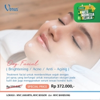 VOUCHER OXY-SNOW PURIFYING FACIAL