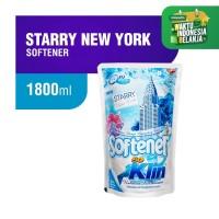 Soklin Pelembut Pakaian Starry New York 1800 ml