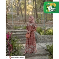 DRESS WANITA MUSLIM KANAWA