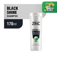 Zinc Shampoo Black & Shine 170 ml