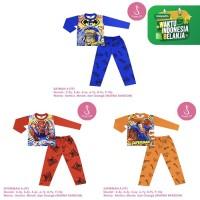 Baju Setelan Anak Laki-Laki Panjang Full Print 2-10 Tahun Shirton (1)