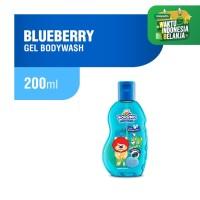 Kodomo Sabun Mandi Gel Blueberry 200 ml