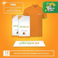 FibreFirst Twin Pack Weekly free Polo Shirt