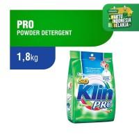 Soklin Deterjen Bubuk Pro 1.8 kg