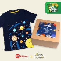 Solar System - Bundling Package Moosca x Magical Playbox