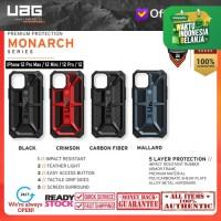 Case iPhone 12 Pro Max / Pro / 12 Mini UAG MONARCH