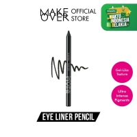 MAKE OVER Eye Liner Pencil - Navy Blue