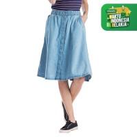 Levi's Lightweight Midi Skirt Feather Weight (59672-0000) - 26
