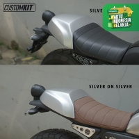 COVER JOK CAFERACER YAMAHA XSR 155 SILVER