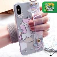 Unicorn Strap Lanyard CASE XIAOMI redmi 5A 6A NOTE 5 6 7 PRO S2 casing