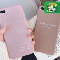 quotes tumblr cute Iphone case 6 6S 6S+ plus 7 8 X XR XS MAX lucu