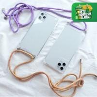 LANYARD CASE + anti crack - Case HP tali for all iPhone