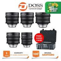 Samyang Xeen CF Pro Paket 5 Lens Cine Lens Kit / Samyang / E / EF / PL - E-Mount