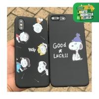snoopy cute case Iphone 6 6+ 6S + Plus 7 7+ 8 8+ X XR XS MAX casing
