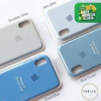 Original apple silicone case iphone 6 plus 6s 6S 7 7+ 8 8+ X XS XR MAX