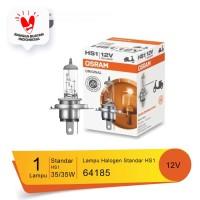 Osram Lampu Motor Headlamp HS1 - 64185 - Cocok u/ Motor Vixion, Byson