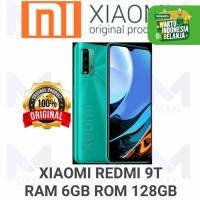 Xiaomi Redmi 9T 6/128 Ram 6GB Rom 128GB Garansi Resmi - GREEN
