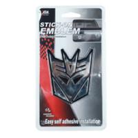 YSA stiker emblem mobil transformers decepticon Order Now