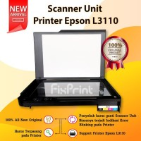 Scanner Unit Printer Epson L3110 l3110 New Original