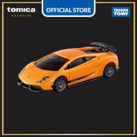 Tomica Premium #33 Lamborghini Gallardo Superleggera (Orange) 1st ver.