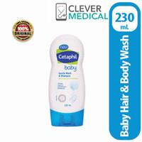 Cetaphil Baby Gentle Wash & Shampoo 230 ML / Sabun Bayi