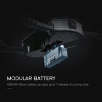JJRC H37 Mini Drone 2.4G WI-FI FPV RC Quadcopter dengan 3 WS