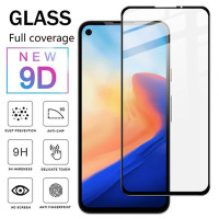 For Google Pixel 4A Tempered Glass Screen Protector Silicone Shockpro