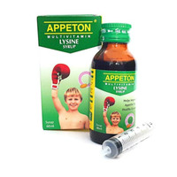 Appeton Lysine Syrup 60 ml