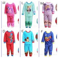 Piyama H&M BABY - piyama anak - baju tidur anak