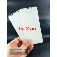 Samsung M51 - Isi 2 PhoneMe Hydrogel Nano Tempered Glass Anti Spy - Hydrogel Isi 2, Clear