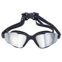 RUIHE Kacamata Renang Anti Fog UV Protection - RH5310 - Black