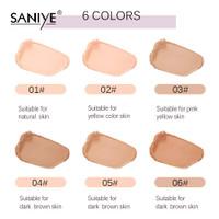 SANIYE Stok Tersedia Asli Matte Foundation Tongkat Makeup Wajah R87
